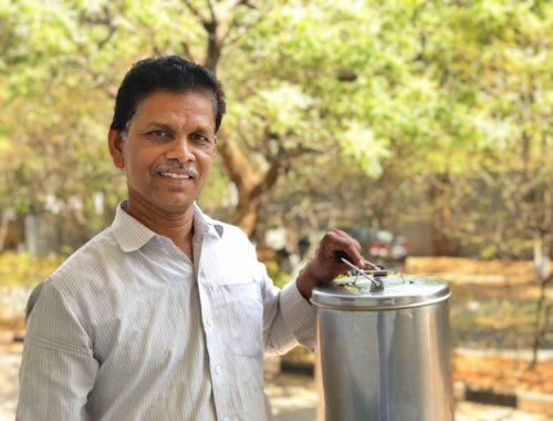 Vijay – The III(Tea) Guy