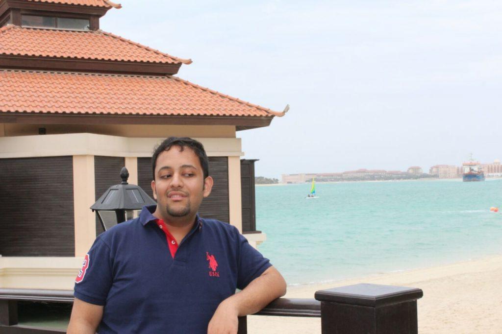 Visionary Developer Venkatesh Potluri