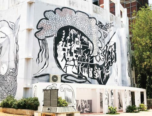 Art at IIIT-Hyderabad: More Than Just A Hobby