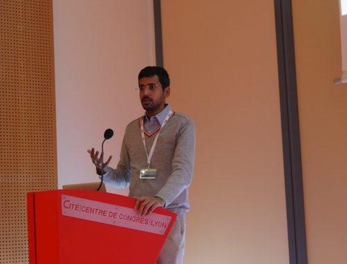 Prof Vineet Gandhi wins patent for split screens r...