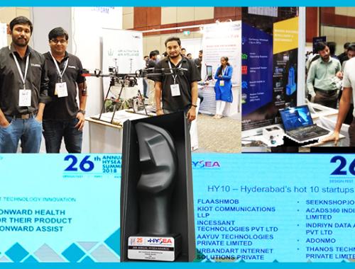 CIE-startups bag awards at HYSEA Product Awards &#...