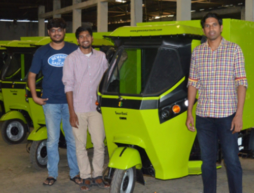 Gayam Motor Works Shows How To Conductor Business