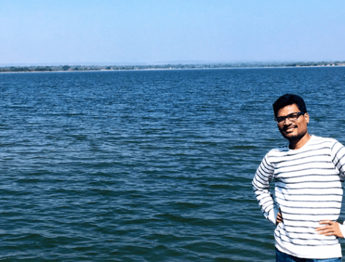 Meet IIIT-H Student Sri Teja Allaparthi Who Thinks...