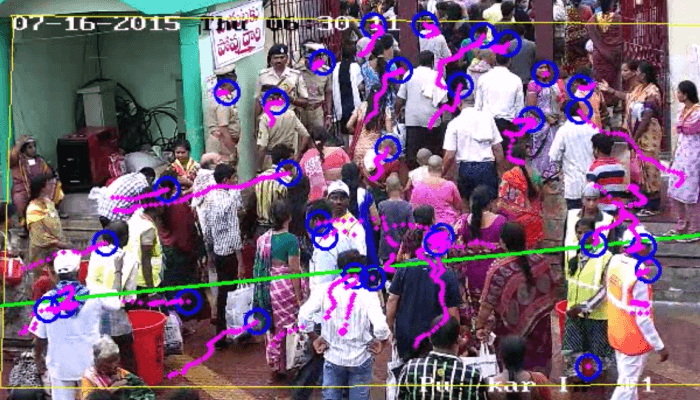 How AI is helping Crowd Control at Mega Melas