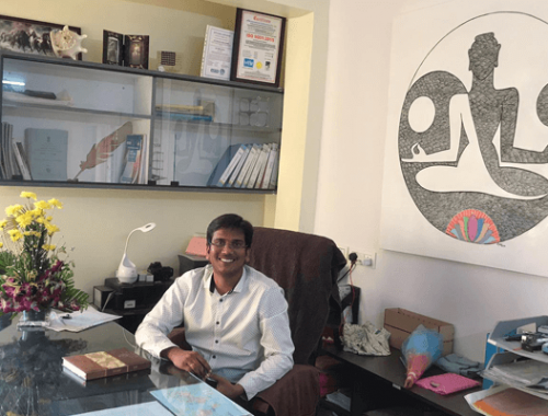Alumnus Ravikanth Chittiprolu on How to Build a Ca...