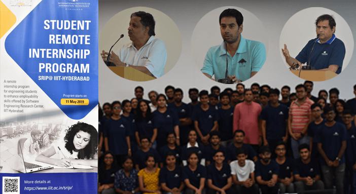 SERC Kicks Off Remote Internship on Open Source - IIIT-Hyderabad
