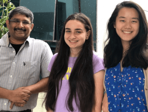 When MIT Interns Came A-Visiting
