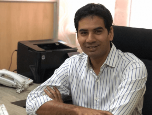 Faculty Focus: Prof. Raghu Reddy