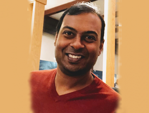 Alumnus Sriram Venkatapathy On Research and Self-E...