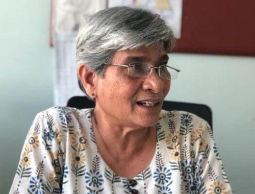 The Grande Dame of IIIT Hyderabad