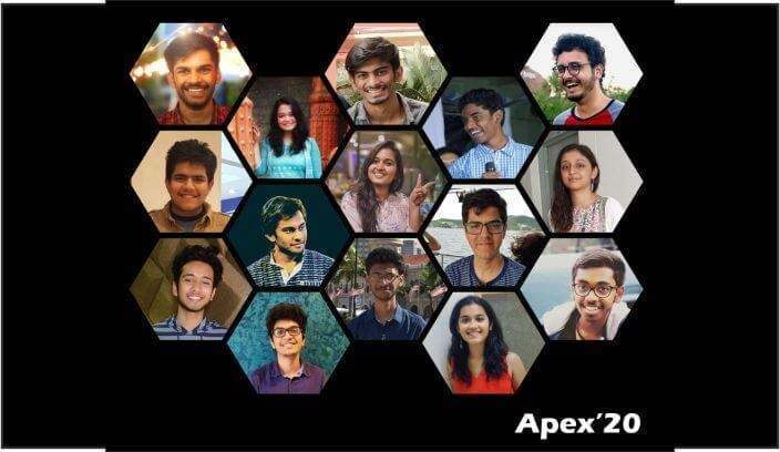 Apex: IIITH's Welcoming Body by Students for Stu...
