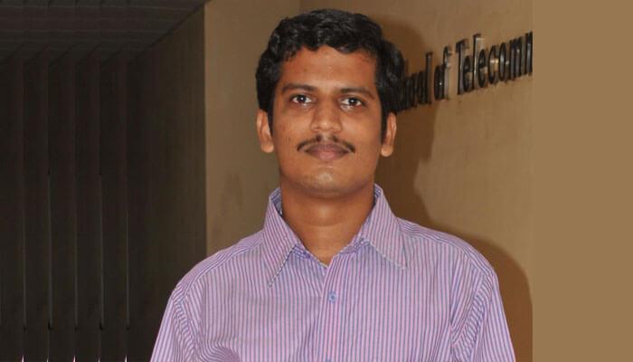 Prof Anil Kumar Vuppala: A Figure of Speech