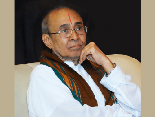 Remembering Prof R Govindarajulu