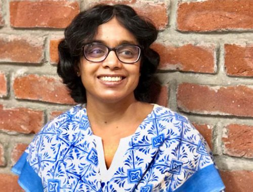 Prof Radhika Krishnan – The Intrepid Eco-Technol...
