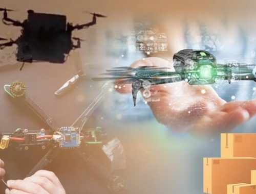 Novel Shape Shifting Drone That Adapts To Cargo Si...