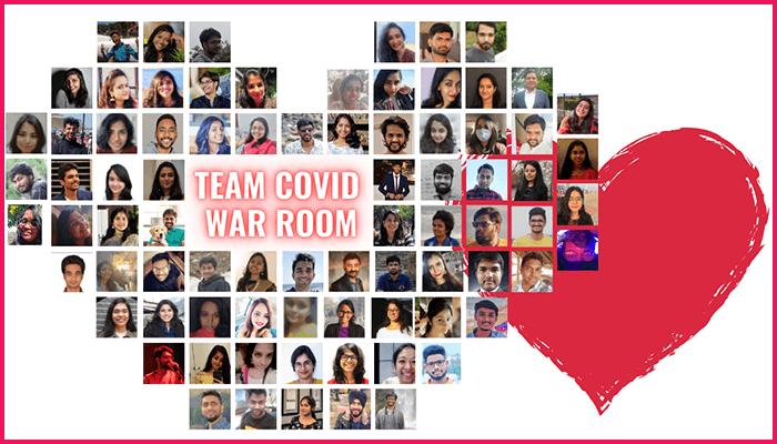 A Covid War Room Story