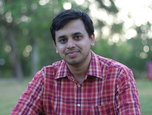 Anoop Namboodiri: An Academic with a Dream view of...