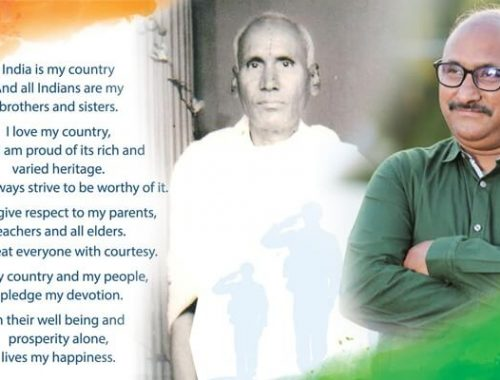 Why India's National Pledge had a deep connect w...